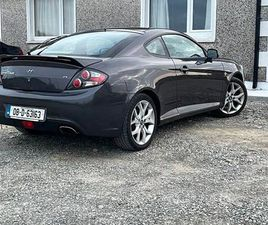 HYUNDAI COUPE GUNMETAL GREY FOR SALE IN DUBLIN FOR €1,950 ON DONEDEAL