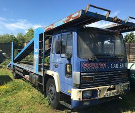 VOLVO FL6 6X2 CAR TRANSPORTER FOR SALE IN ARMAGH FOR £3,500 ON DONEDEAL