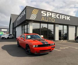 DODGE CHALLENGER SRT8 FIRST EDITION 1 OF 500 FRANCAISE