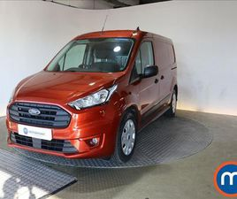 FORD TRANSIT CONNECT 1.0 ECOBOOST 100PS TREND VAN