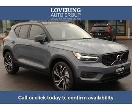 BRAND NEW GRAY COLOR 2022 VOLVO XC40 T5 R-DESIGN FOR SALE IN NASHUA, NH 03060. VIN IS YV41