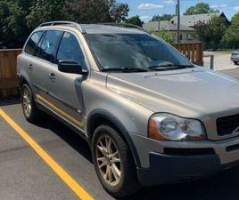 2004 VOLVO XC90 2.5T   CARS & TRUCKS   MISSISSAUGA / PEEL REGION   KIJIJI