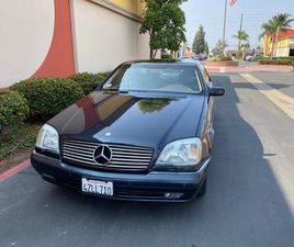 1997 MERCEDES-BENZ S600 FOR SALE