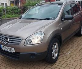 2009 NISSAN QASHQAI+2 FOR SALE IN DUBLIN FOR €4,500 ON DONEDEAL