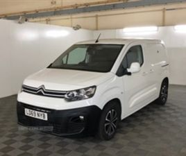 USED 2019 CITROEN BERLINGO M DIESEL NOT SPECIFIED 91,000 MILES IN WHITE FOR SALE   CARSITE