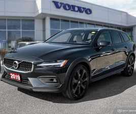 USED 2019 VOLVO V60 CROSS COUNTRY T5 VISION AND CLIMATE!