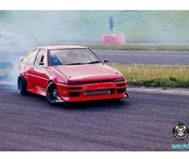 TOYOTA AE86 TWINCAM FOR SALE IN LIMERICK FOR €23,500 ON DONEDEAL