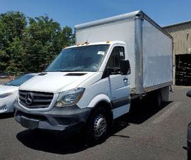 WHITE COLOR 2016 MERCEDES-BENZ SPRINTER 3500 FOR SALE IN CHARLOTTE, NC 28213. VIN IS WDAPF