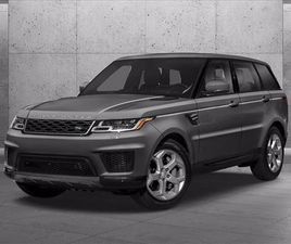 CERTIFIED 2018 LAND ROVER RANGE ROVER SPORT HSE