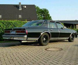 '77 CHEVROLET CAPRICE LPG H-ZULASSUNG 5,0 V8 OLDTIMER CHEVY AMI