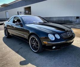 FOR SALE AT AUCTION: 2004 MERCEDES-BENZ CL600 IN ONLINE, MISSOURI