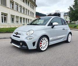 >FIAT 695 1.4 16V TURBO ABARTH ESSEESSE 1 OF 695
