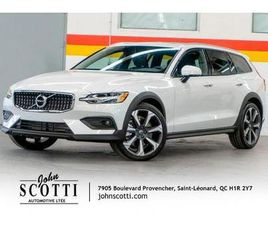 2021 VOLVO V60 CROSS COUNTRY T5 AWD - NAVIGATION/ BANC EXTENSIBLE/ MAGS 20''