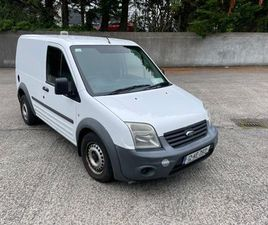 12 FORD TRANSIT CONNECT 1.8 TDCI DOE 2/22 TAXED FOR SALE IN ROSCOMMON FOR €3,000 ON DONEDE