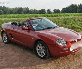 MG F 2000 MOTEUR ROVER 1.8 120 CH (RHD)