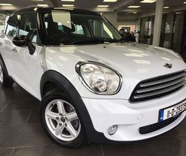 2011 COUNTRYMAN COOPER D FOR SALE IN DUBLIN FOR €8,900 ON DONEDEAL