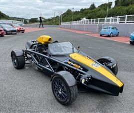 USED 2020 ARIEL ATOM 4 2.0 TURBO HONDA CONVERTIBLE 900 MILES IN YELLOW FOR SALE | CARSITE