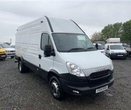 USED 2014 IVECO DAILY 3.0 70C17V 170 BHP NOT SPECIFIED 30,000 MILES IN WHITE FOR SALE | CA