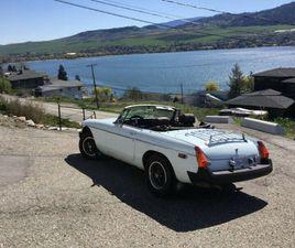 1976 MGB | CLASSIC CARS | VERNON | KIJIJI