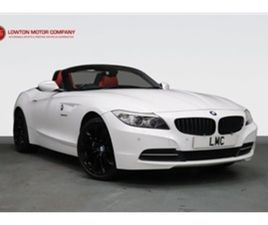 USED 2011 BMW Z4 2.5 Z4 SDRIVE23I HIGHLINE EDITION 2D 201 BHP CONVERTIBLE 38,293 MILES IN