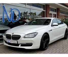 BMW 640I GRAN COUPÉ LED HEADUP SOFTCLOSE 360° ACC HK