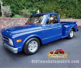 FOR SALE: 1972 CHEVROLET C10 IN HUNTINGTOWN, MARYLAND