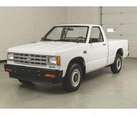FOR SALE: 1987 CHEVROLET S10 IN WATERTOWN, WISCONSIN