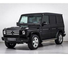 MERCEDES-BENZ G 500 BTW AUTO, FISCALE WAARDE € 22.000,- (€ 3