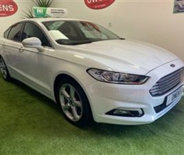 USED 2016 FORD MONDEO 2.0 TITANIUM TDCI 5D 148 BHP HATCHBACK 132,547 MILES IN WHITE FOR SA