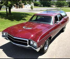 FOR SALE: 1969 BUICK SPORT WAGON IN HARPERS FERRY, WEST VIRGINIA