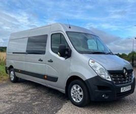 USED 2017 RENAULT MASTER 2.3 LM35 BUSINESS PLUS ENERGY DCI CRC 145 BHP NOT SPECIFIED 28,15