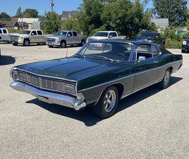 USED 1968 FORD GALAXIE XL 500