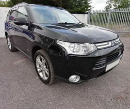 MITSUBISHI OUTLANDER 2 SEATER COMMERCIAL FOR SALE IN CORK FOR €12,950 ON DONEDEAL