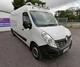 RENAULT MASTER III FWD LM35 DCI 125 BUSINE BUSINES FOR SALE IN CORK FOR €14,000 ON DONEDEA