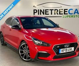 USED 2019 HYUNDAI I30 2.0 FASTBACK N 5D 272 BHP HATCHBACK 56,014 MILES IN RED FOR SALE | C