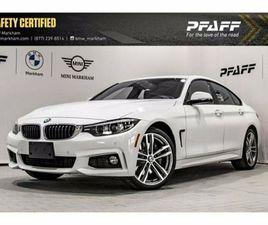 2018 BMW 4 SERIES 430I XDRIVE GRAN *COUPE* - M SPORT + ESSENTIAL | CARS & TRUCKS | MARKHAM