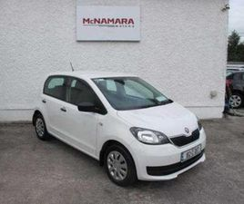ACTIVE 5DR ONLY 13,000KM €39 PER WEEK!