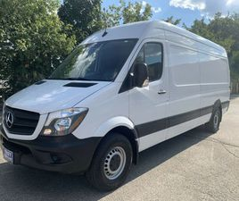 2018 MERCEDES-BENZ SPRINTER 2500 HIGH ROOF 170-IN. WB|LOW KMS| | CARS & TRUCKS | CITY OF T
