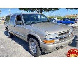 LS CREW CAB SB 4WD