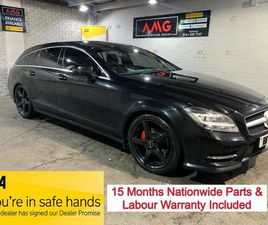 MERCEDES CLS 2.1 CLS250 CDI BLUEEFFICIENCY AMG SPORT SHOOTING BRAKE 7G-TRONIC