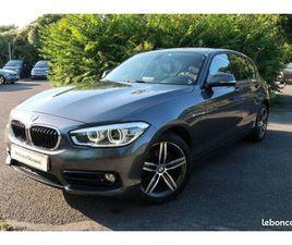 BMW SERIE 1 (F21/F20) 116DA 116CH SPORT 5P
