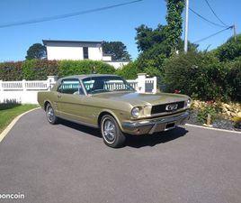 MUSTANG V8 1966