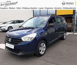 DACIA LODGY SCE 100 7 PLACES SILVER LINE