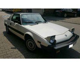 FIAT FIAT X 1/9 BERTONE BJ1987 H KENNZEICHEN 53...