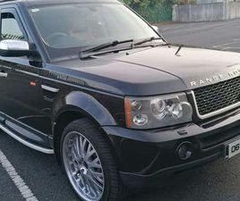 RANGE ROVER 2.7 D SPORT FOR SALE IN GALWAY FOR €6,300 ON DONEDEAL
