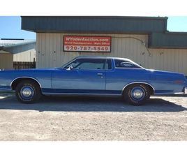 FOR SALE AT AUCTION: 1973 FORD LTD IN WAUTOMA, WISCONSIN