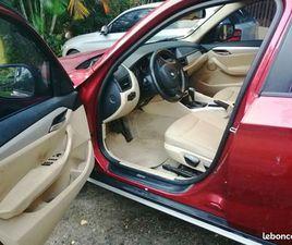 A VENDRE BMW X1