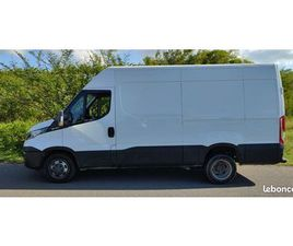 MAXI FOURGON IVECO DAILY 16500 0690755931