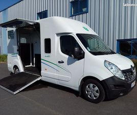 CAMION 2 CHEVAUX