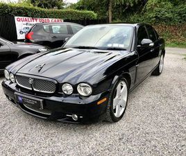 07 JAGUAR XJ6 FOR SALE IN KILDARE FOR €7,250 ON DONEDEAL